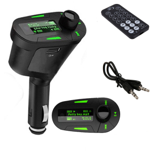 Universal Car Radio FM Transmitter Stylish MP3 player
