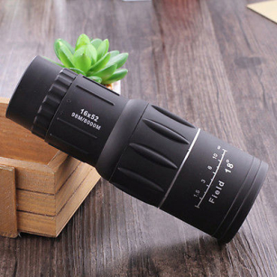 Super New Portable Dual Focus Telescope Monocular Zoom Night Vision 16 x Magnification