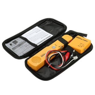 High Quality Telephone Tracer Network RJ11 LAN Cable Tester Electric Wire Finder With Bag