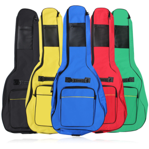 Classical Acoustic Guitar Protective Back Bag Carry Case Holder