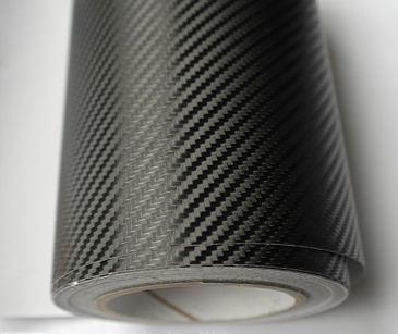 High Quality 3D Carbon Fibre Bubble Free Vinyl Car Wrap Stickers