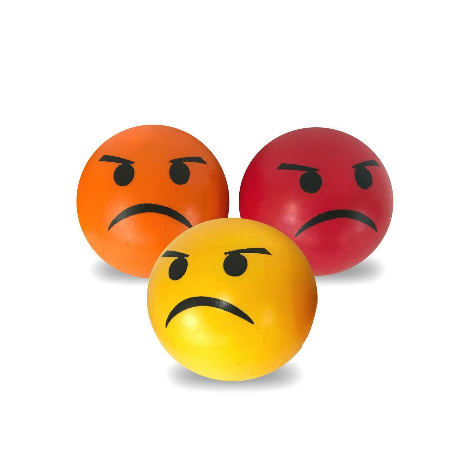 High QualityEmoji Stress Balls Stress Anger Relieve ...