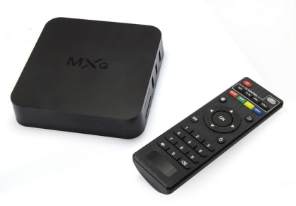Android Smart TV Box Internet Media Player