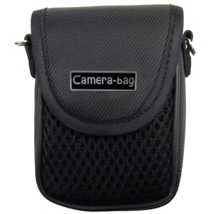 Multicolor Compact Camera Case Universal Soft Bag Pouch with Strap