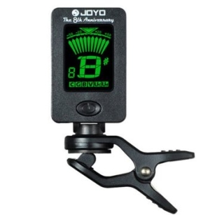 Joyo LCD Guitar Audio Tuner Equipment