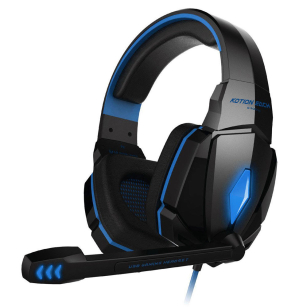 EACH G4000 Pro Gaming Headset Stereo Headphone with Mic for PC Laptop Phone Tablet