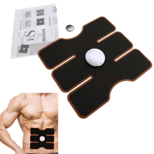Super New Healthy Sixpad Training Gear Body Fit Electrical Muscle Stimulation EMS WAY