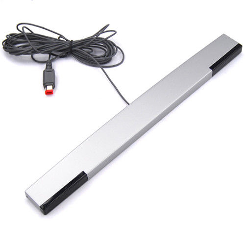 Infrared Ray Sensor Bar for Nintendo Wii Console with Stand