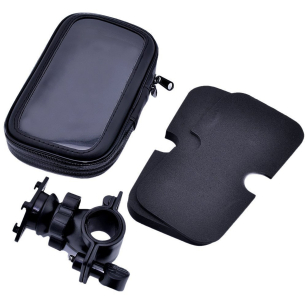 "Waterproof 5.5"" Mobile Phone Bike Case Cover Holder"