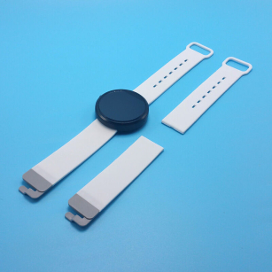 Replacement Rubber Watch Strap Band for Motorola Moto 360 Pebble Time LG G Watch