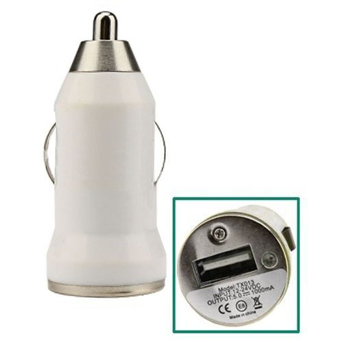 iPhone 3G 4 5,iPod Touch, Nano  MP3 MP4 Universal USB Car Cigarette Charger